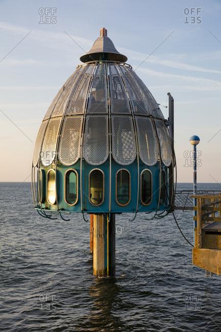 Germany- Zingst- submarine gondola