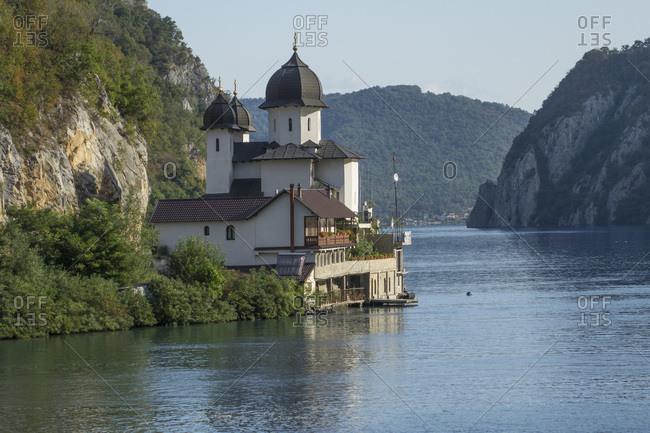 Mraconia Monastery, Danube Gorge, Romania, Europe