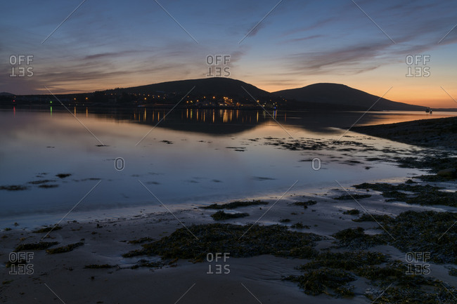 Reenard Point, Knightstown Harbour, County Kerry, Munster, Republic of Ireland, Europe