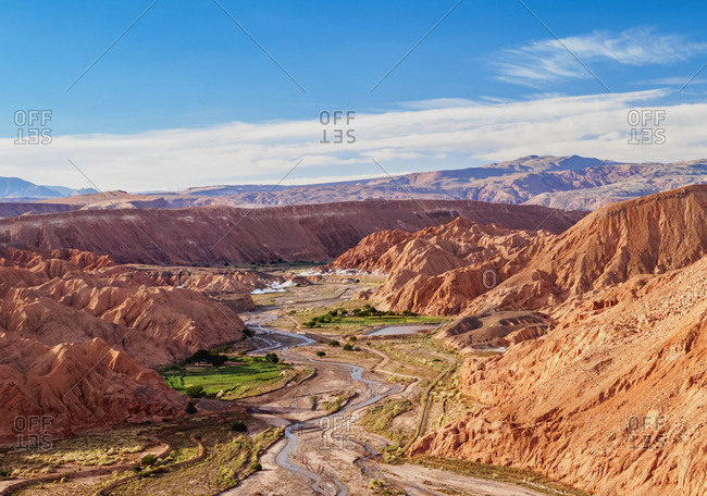 Catarpe Valley near San Pedro de Atacama, Antofagasta Region, Chile, South America