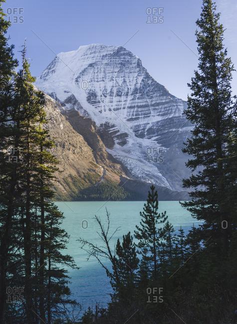 Mount Robson, UNESCO World Heritage Site, Canadian Rockies, British Columbia, Canada, North America