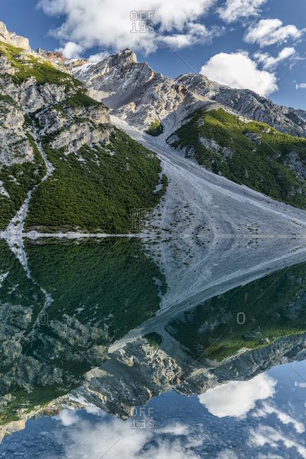Italy- Lombardy- Lago di Livigno