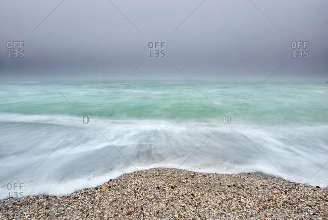 Coastal view, Odessa, Odessa Oblast, Ukraine, Europe