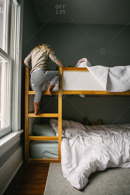 Bunk Bed Stock Photos Offset