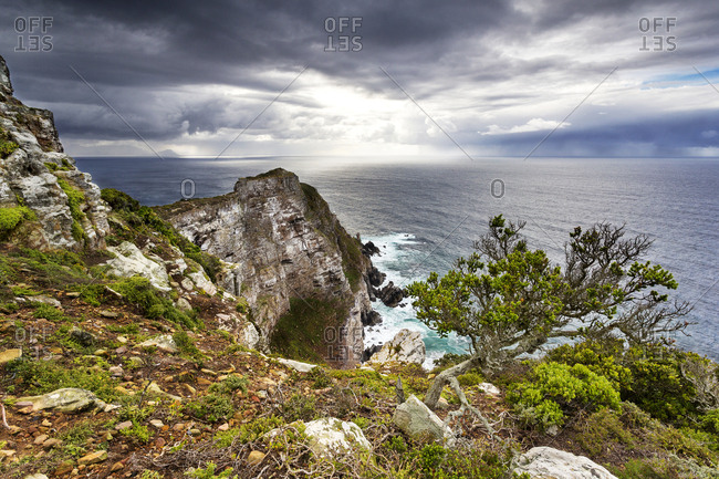 Africa- South Africa- Western Cape- Cape Town- Cape of good hope National Park- Cape Point