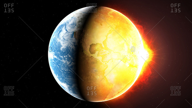 Earth and Global Warming