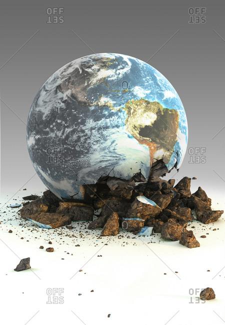 Image of Environmental Damage