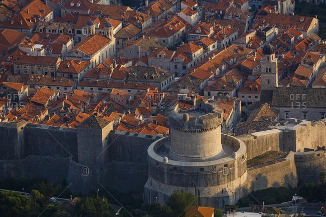 Old Twon of  Dubrovnik, Dalmatia, Croatia