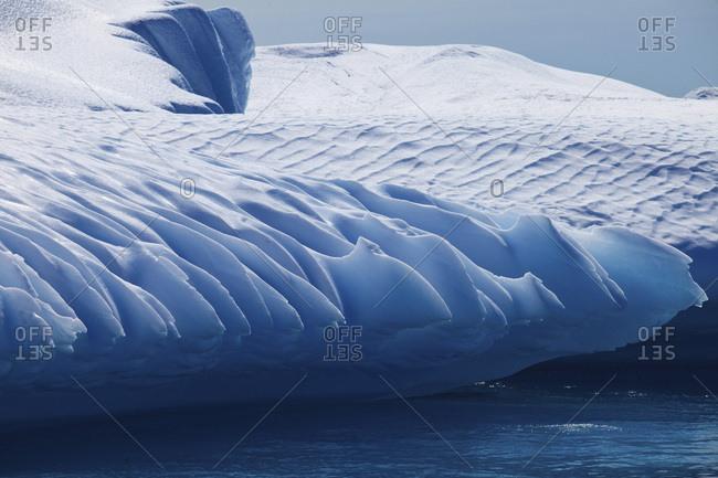 Iceberg, Arctic Ocean, Greenland