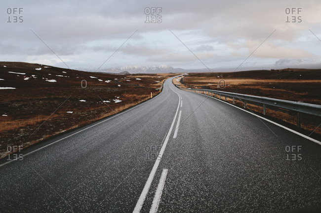 The road ahead, Iceland