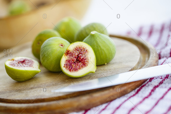 Fresh Figs, Island Hvar, Croatia, Europe