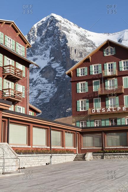 Hotel in Kleine Scheidegg, Switzerland