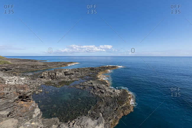 Reunion- West Coast- Cap la Houssaye