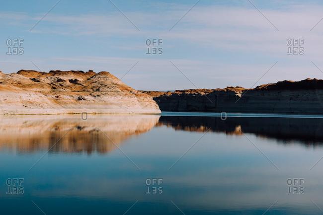 Scenic Lake Powell view