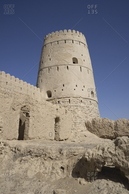 Fortifications of Mudayrib, Oman