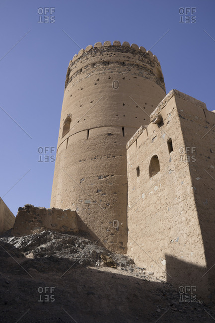 Fortress of Mudayrib, Oman