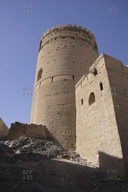 Fortress of Mudayrib, Oman