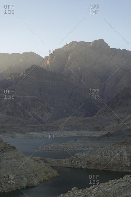 Wadi Dayqa, Oman