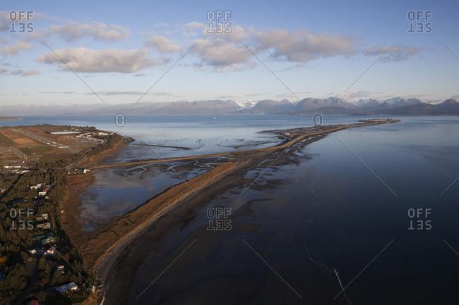 Homer Spit; Homer, Alaska, United States Of America