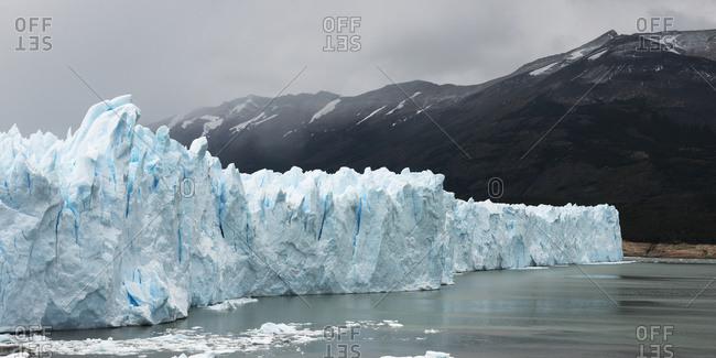 Moreno Glacier And Lake Argentino, Los Glaciares National Park; Santa Cruz Province, Argentina