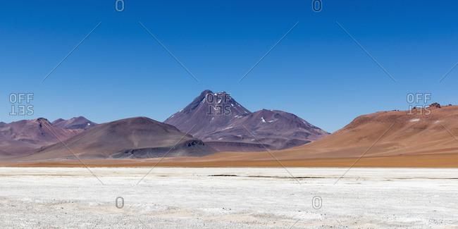 Salar De Atacama; San Pedro De Atacama, Antofagasta Region, Chile