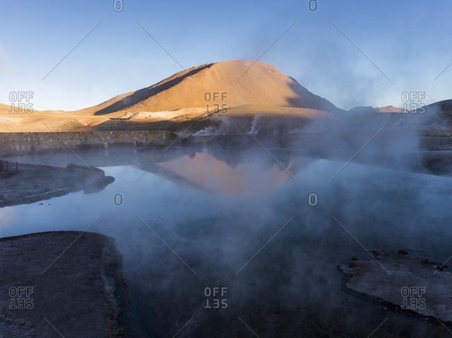 El Tatio Geysers; Calama, Antofagasta Region, Chile
