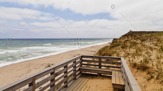 Marconi Beach; Massachusetts, United States Of America
