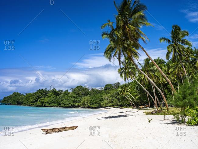 Port Resolution; Santo Island, Vanuatu