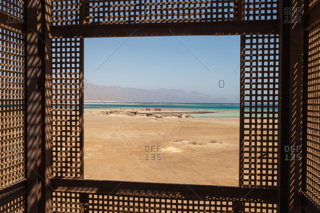 Visitor Centre, Nabq National Park; Sharm El-Sheikh, Egypt