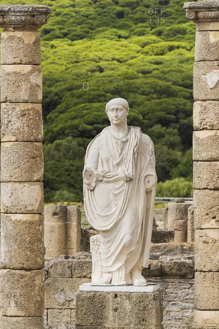 Roman Ruins; Bolonia, Tarifa, Cadiz, Andalusia, Spain