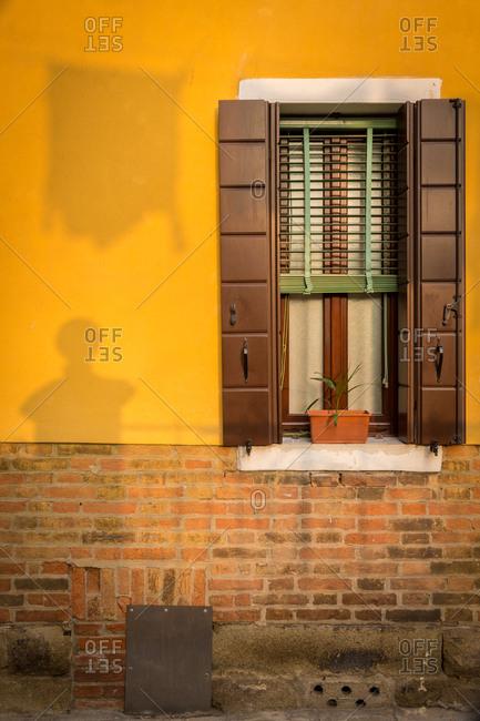 Window of a Venetian House