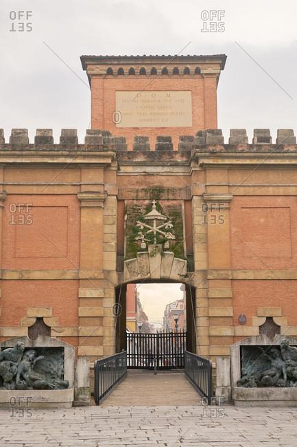Gallinella Gate Bologna, Italy