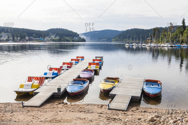Germany- Baden-Wurttemberg- Black Forest-