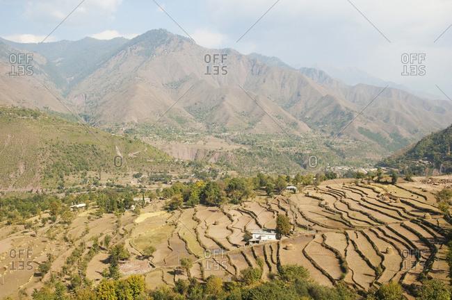 January 0, 1900: Chikar Valley After The 8 October 2005 Earthquake, Azad Kashmir, Pakistan