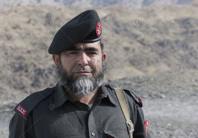 November 14, 2005: Soldier Of The Khyber Rifles Regiment, Khyber Pass, Federally Administered Tribal Areas, Pakistan