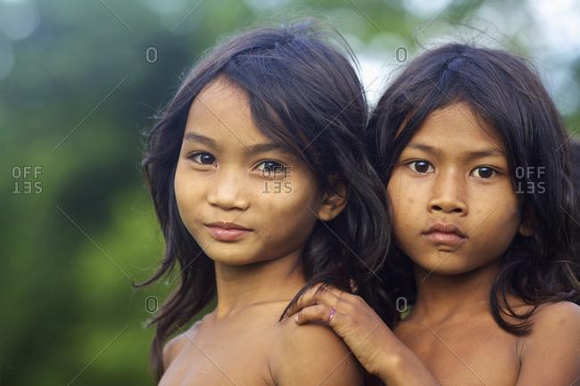 Cambodia girl frozen pic 48