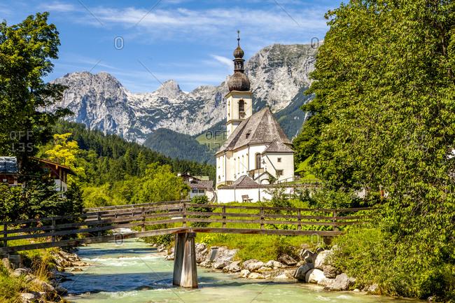 Germany- Bavaria- Ramsau