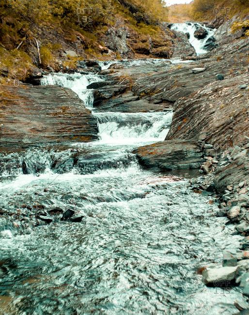 River, Ural, Sverdlovsk, Russia
