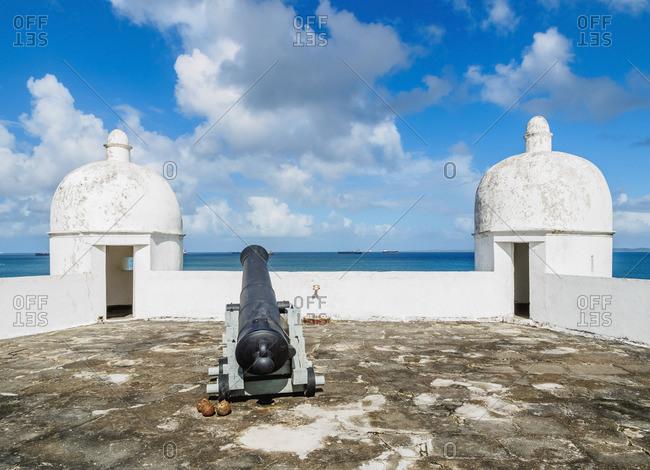 Nossa Senhora de Monte Serrat Fort, Salvador, State of Bahia, Brazil