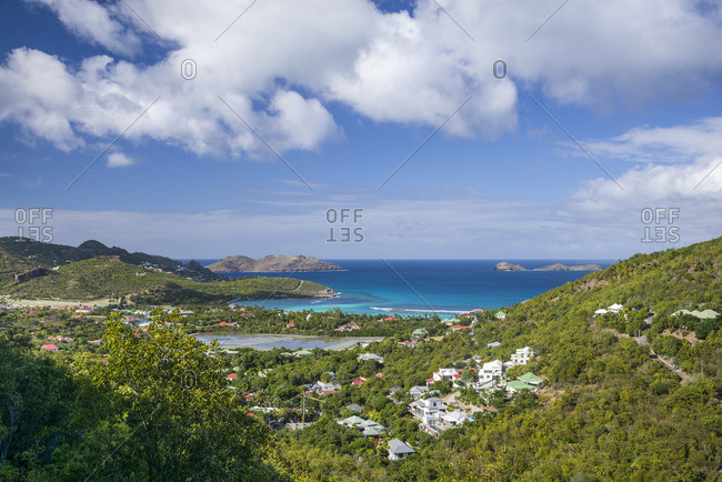 French West Indies, St-Barthelemy, St-Jean of Baie St-Jean