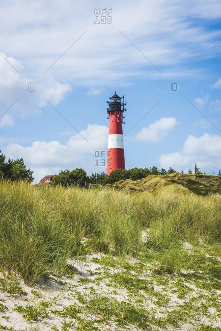 Hornum, Sylt island, North Frisia, Schleswig-Holstein, Germany.