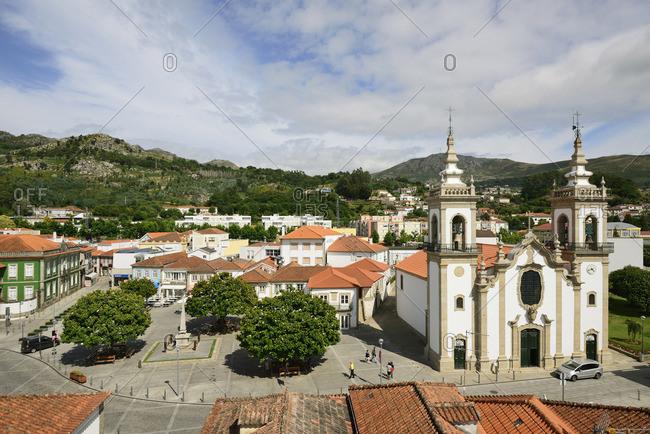 Vila Nova de Cerveira. Minho, Portugal