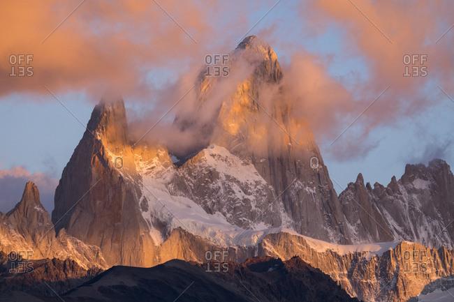 Argentina, Patagonia, Fitz Roy