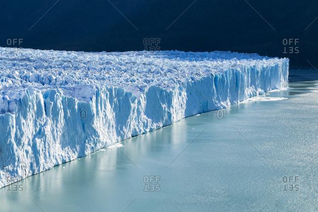 Argentina, Patagonia, Glacier