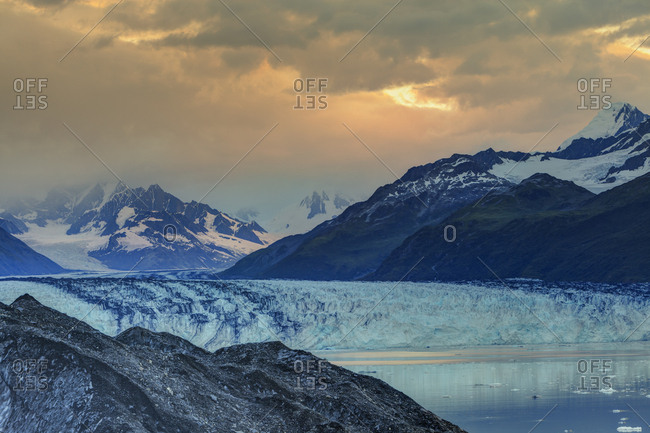 Smith Glacier, College Fjord, Prince William Sound, Alaska