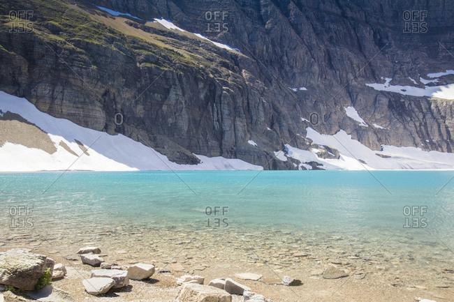 Glacier National Park, Montana - Offset