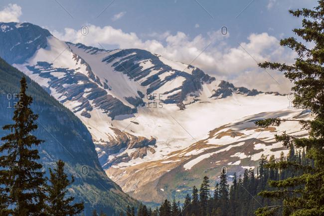 Glacier National Park, Montana, Jackson Glacier