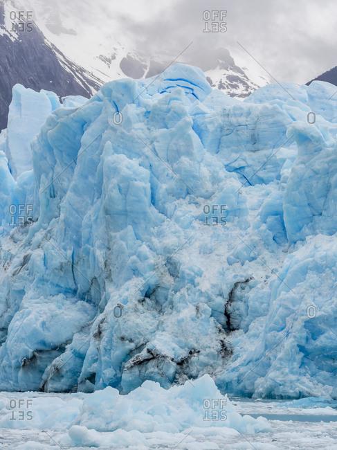 Argentina- El Calafate- Region Patagonia- Glacier Perito Moreno