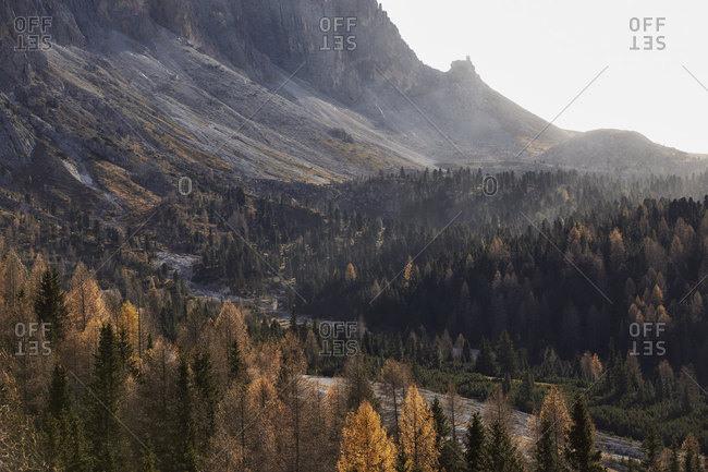 Italy- Dolomites scenics