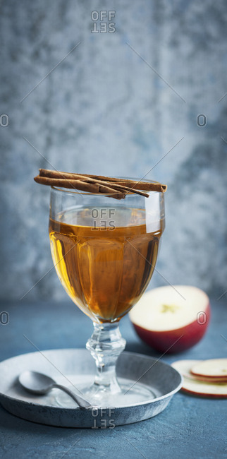Drink with cinnamon - Offset Collection